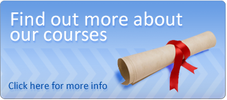 Find out more about our courses